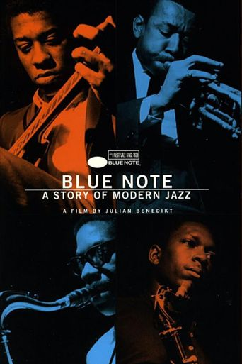 Blue Note - A Story of Modern Jazz Poster