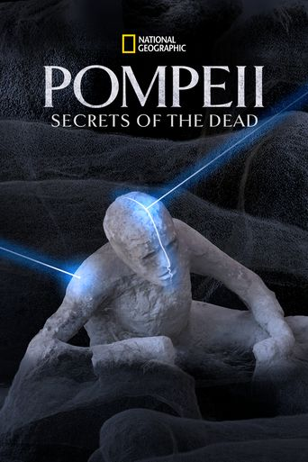 Pompeii: Secrets of the Dead Poster