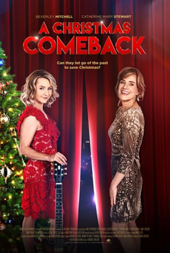 Rock N' Roll Christmas Poster