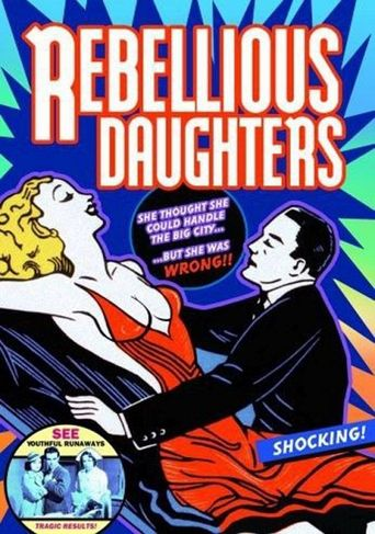 Rebellious Daughters Poster