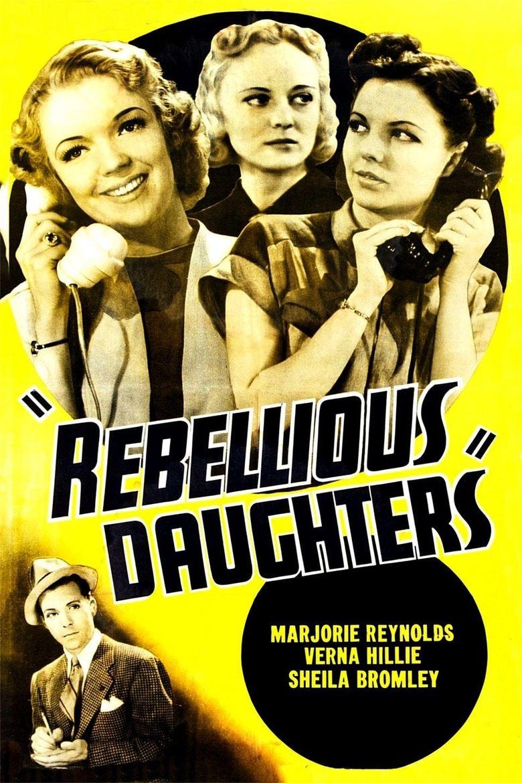Rebellious Daughters Poster