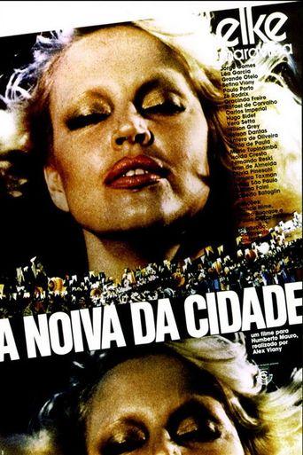 A Noiva da Cidade Poster