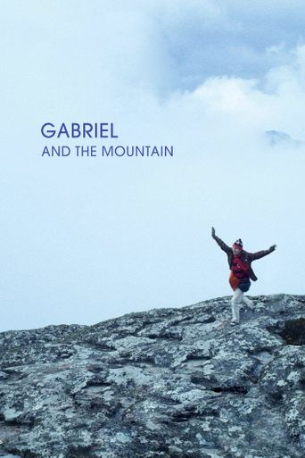 Gabriel and the Mountain Poster