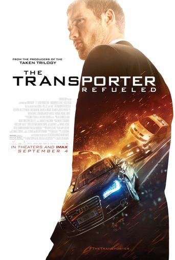 The Transporter Refueled Poster