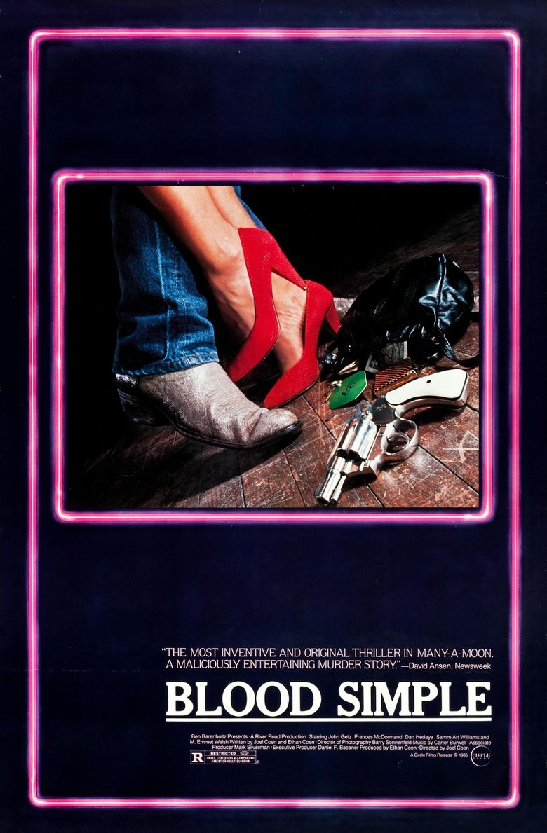 Blood Simple (1984) - Watch on HBO MAX, HBO, Cinemax, and Streaming Online  | Reelgood
