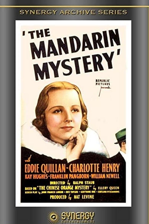 The Mandarin Mystery Poster