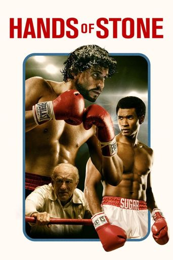 Watch Hands of Stone