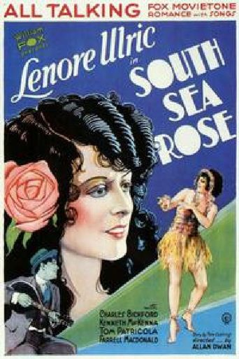 South Sea Rose Poster