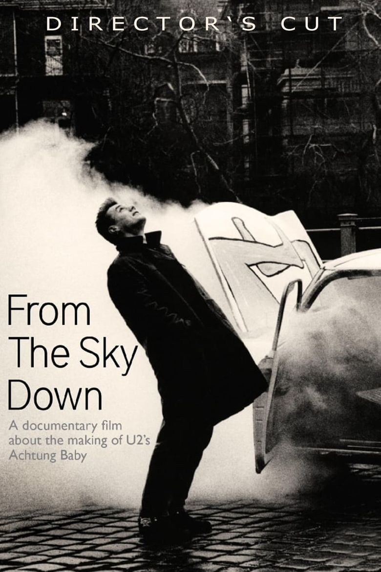 U2 - From The Sky Down Poster