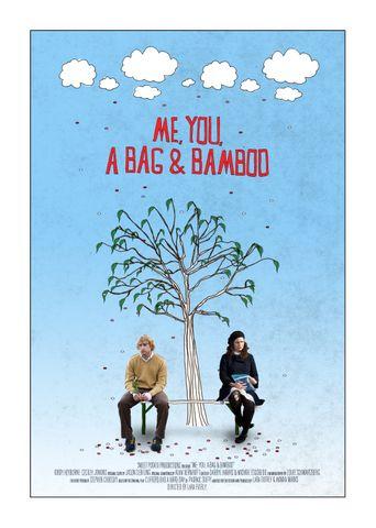 Me, You, a Bag & Bamboo Poster