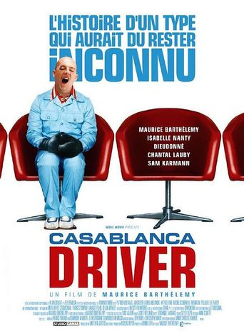 Casablanca Driver Poster