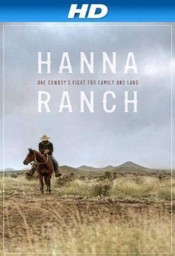 Hanna Ranch Poster