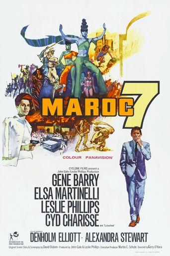 Maroc 7 Poster
