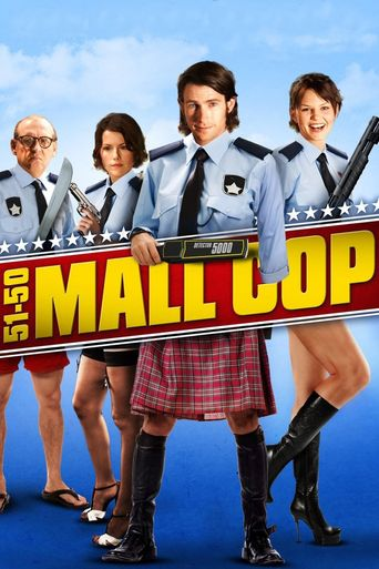 5150 Mall Cop Poster