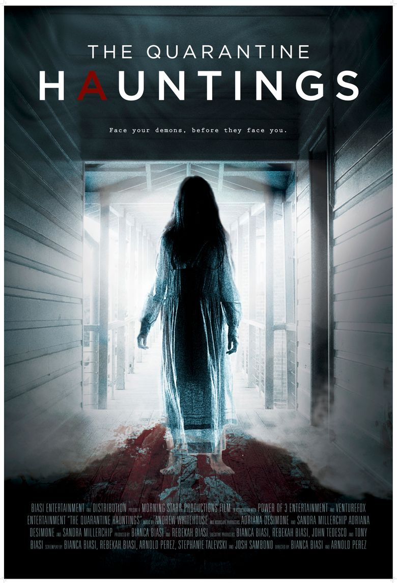 The Quarantine Hauntings Poster