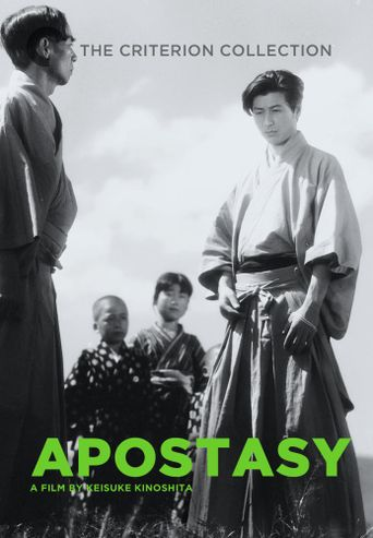 Apostasy Poster