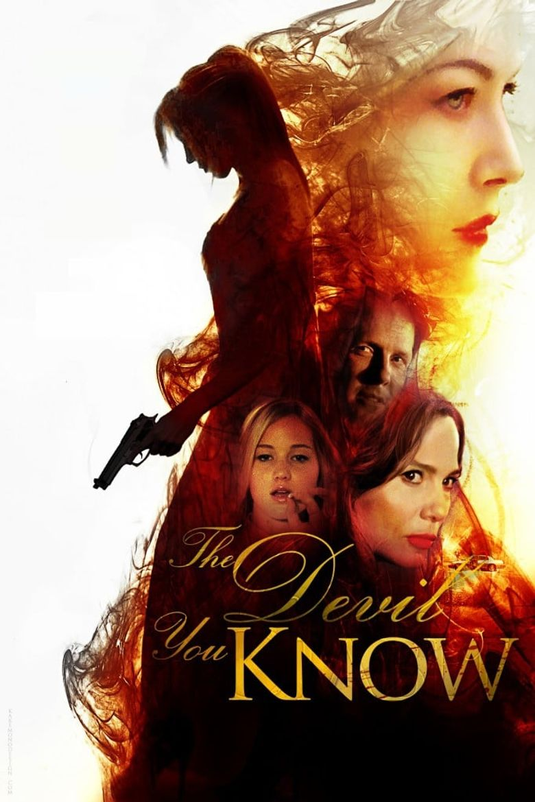 Devil You Know Poster