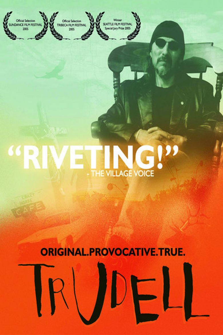 Trudell Poster