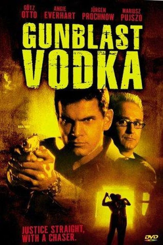 Gunblast Vodka Poster