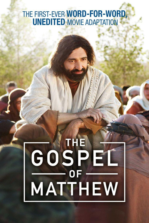 The Gospel of Matthew Poster