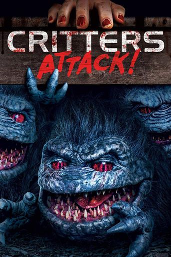 Critters Attack! Poster