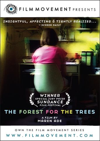 Watch The Forest for the Trees