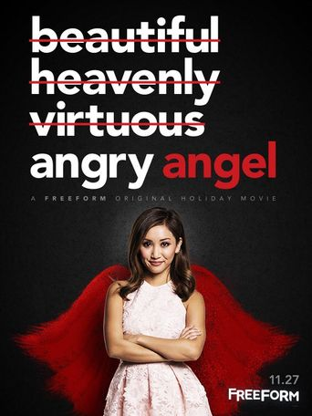 Angry Angel Poster