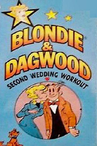Blondie & Dagwood: Second Wedding Workout Poster