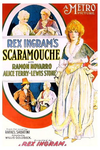 Watch Scaramouche