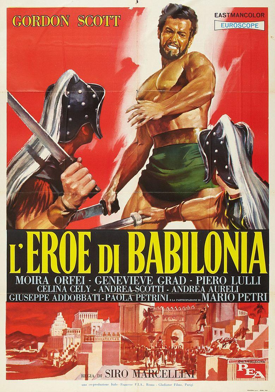 Hero of Babylon Poster