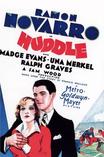 Huddle Poster