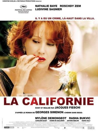 La Californie Poster