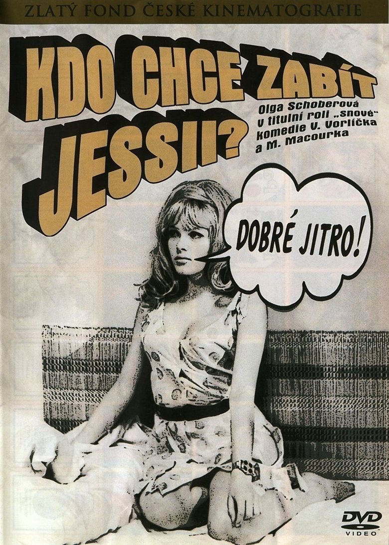 Who Wants To Kill Jessie? Poster