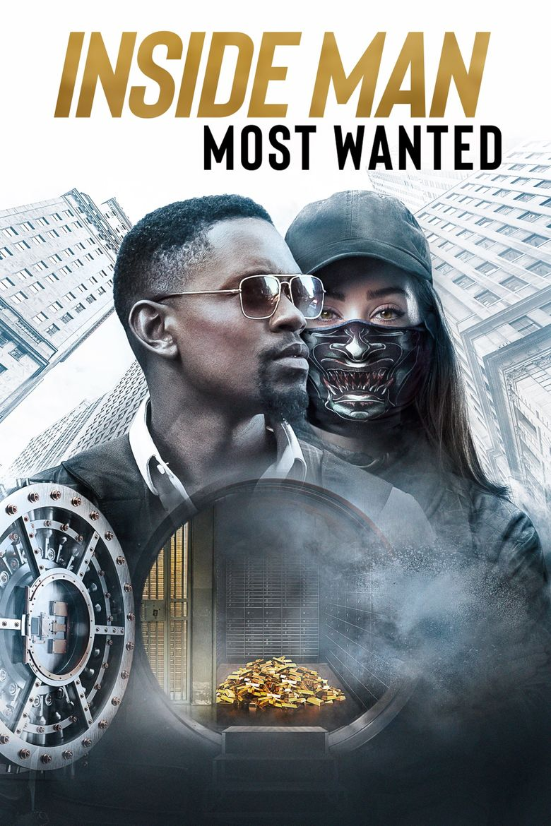 Inside Man: Most Wanted Poster