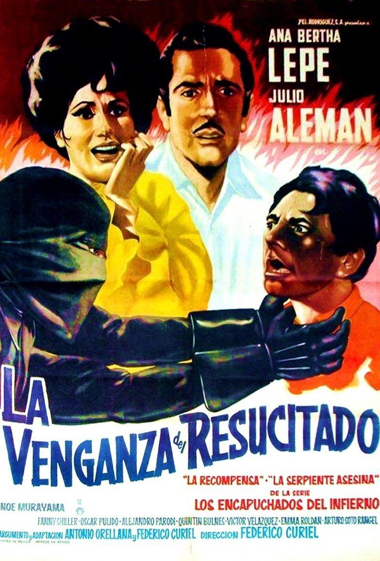 La venganza del resucitado Poster