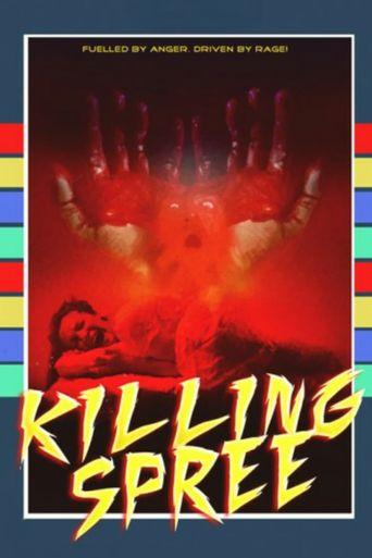 Killing Spree Poster