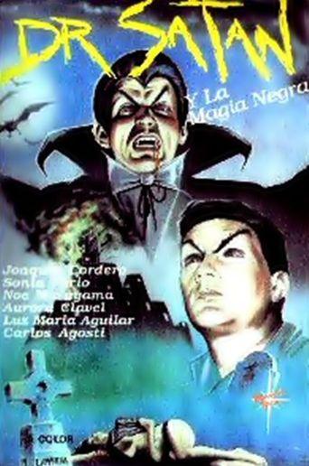 Dr. Satan vs. Black Magic Poster