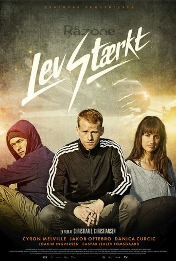 On the Edge Poster