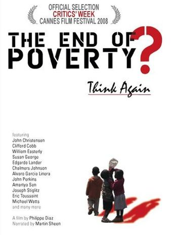 The End of Poverty? Poster