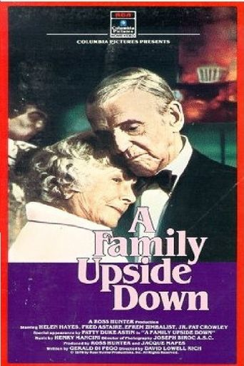 A Family Upside Down Poster