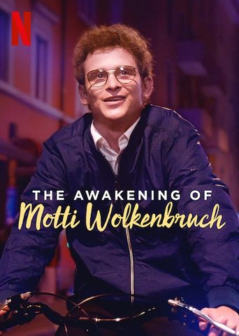 The Awakening of Motti Wolkenbruch Poster