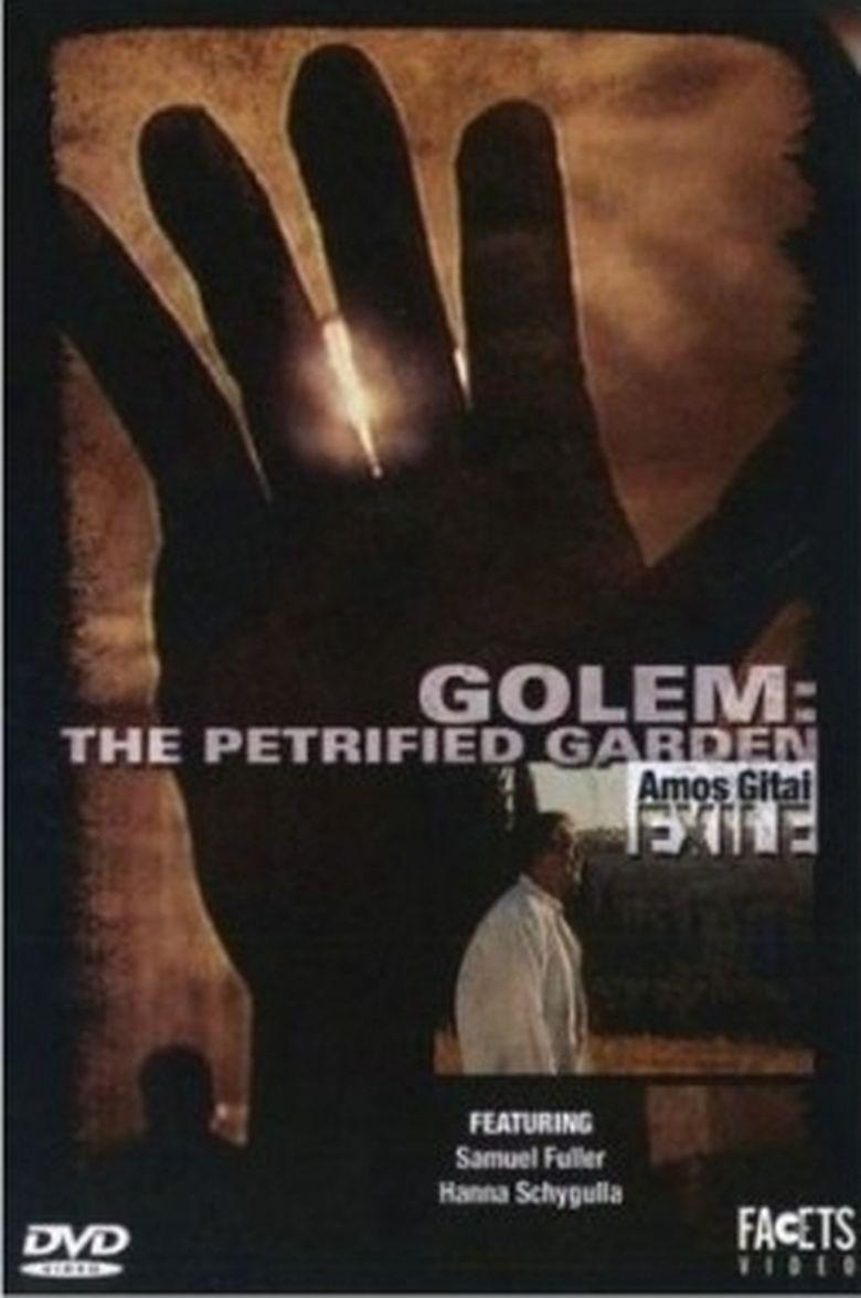 Golem: The Petrified Garden Poster