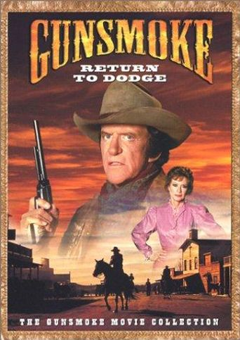 Gunsmoke: Return to Dodge Poster