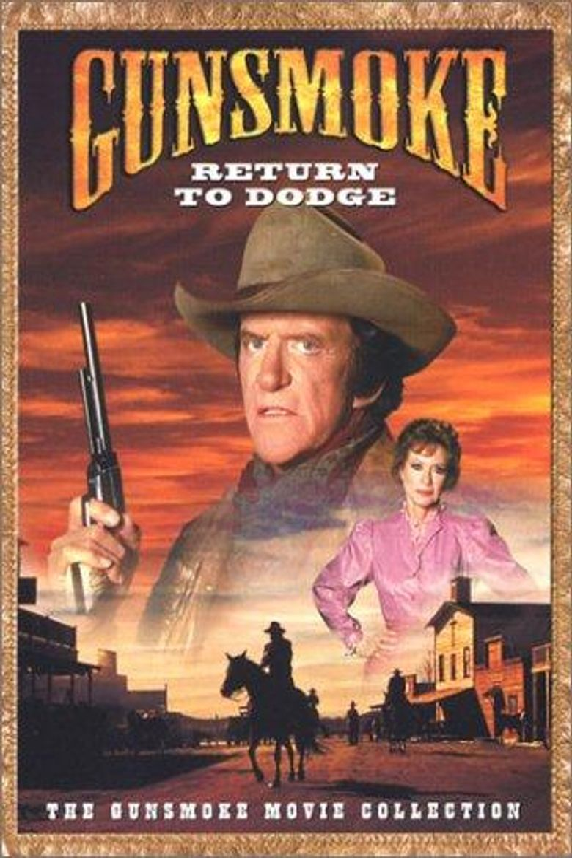 Gunsmoke: Return to Dodge Poster