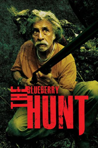 The Blueberry Hunt Poster
