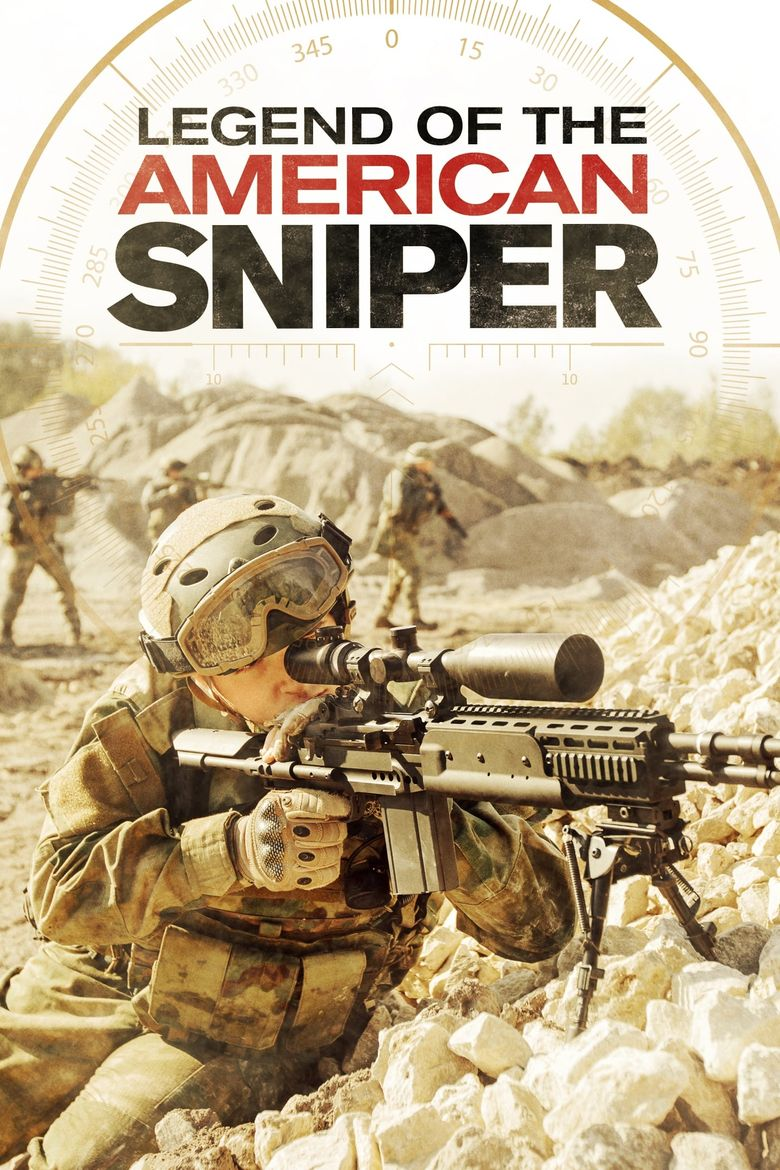 Legend of the American Sniper Poster