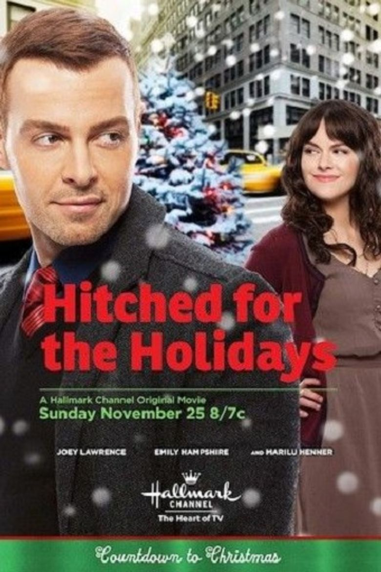 Hitched for the Holidays Poster