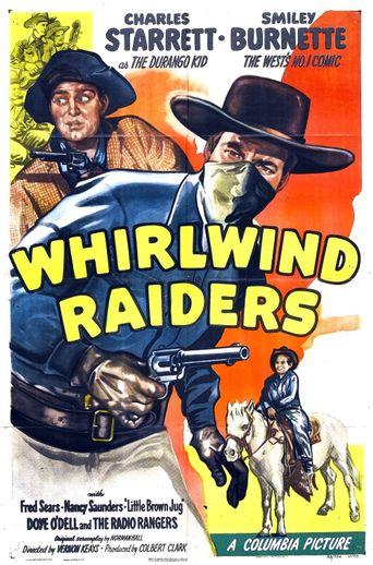 Whirlwind Raiders Poster