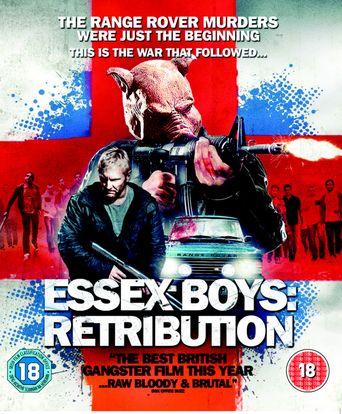 Essex Boys Retribution Poster