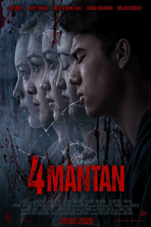 4 Mantan Poster